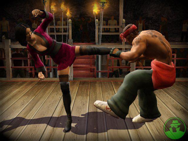 Def Jam Fight For Ny На Андроид